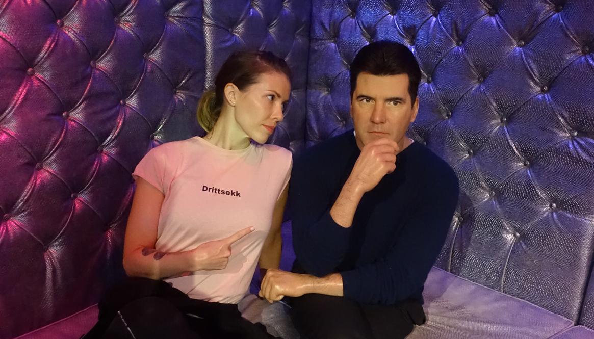 Kvinne og mann